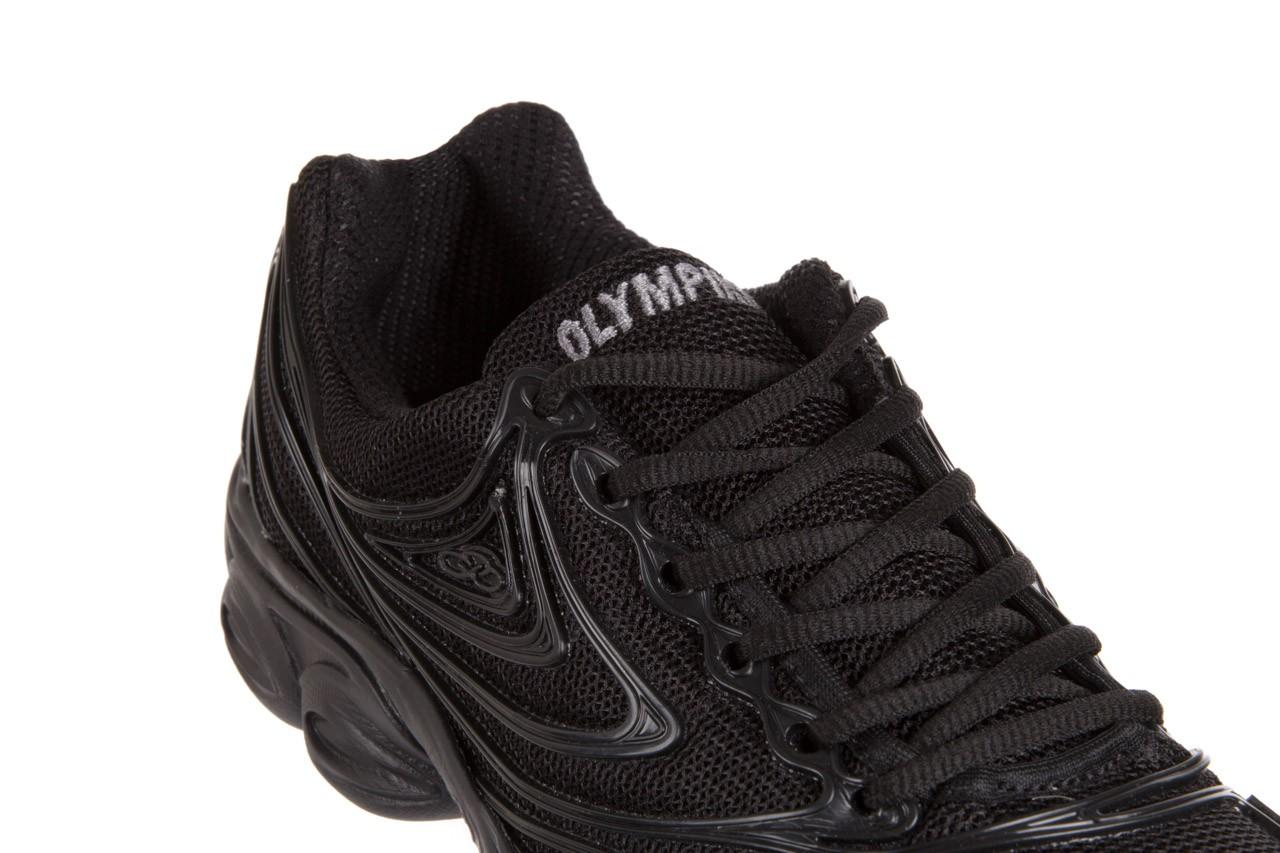 Trampki olympikus force 414 black black, czarny, materiał/ guma  - azaleia - nasze marki 11