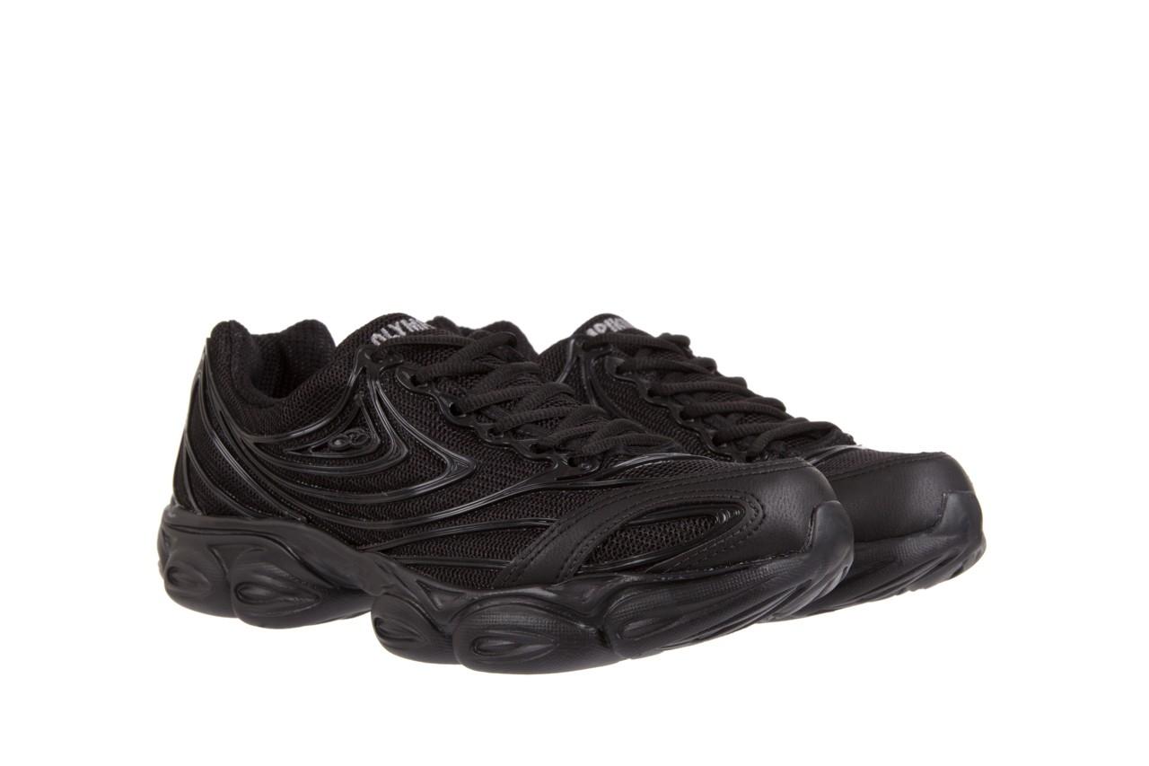Trampki olympikus force 414 black black, czarny, materiał/ guma  - azaleia - nasze marki 7