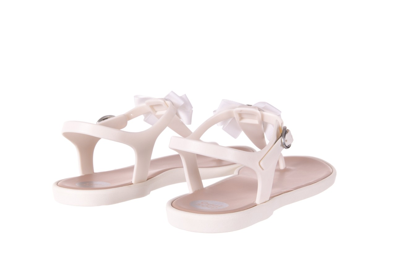 Sandały gioseppo ballestar white, biały, guma - gioseppo - nasze marki 9