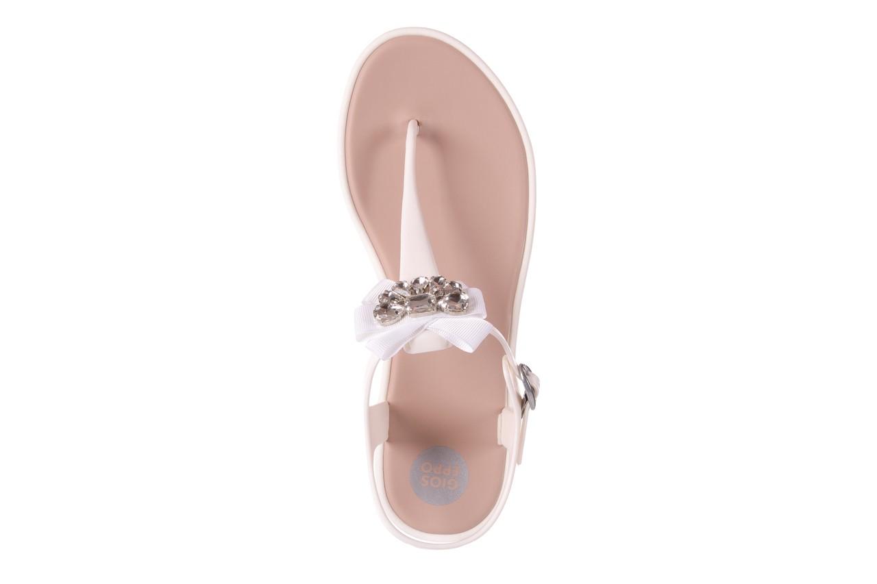 Sandały gioseppo ballestar white, biały, guma - gioseppo - nasze marki 10