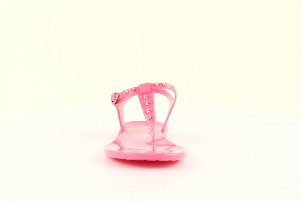 Sandały gioseppo bauhaus pink, róż, guma - gioseppo - nasze marki 6
