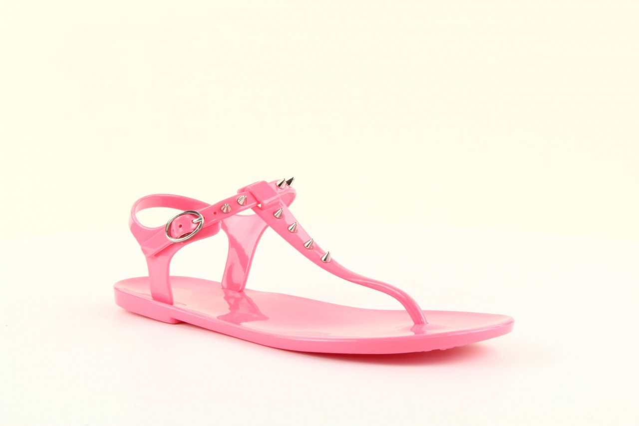Sandały gioseppo bauhaus pink, róż, guma - gioseppo - nasze marki 8