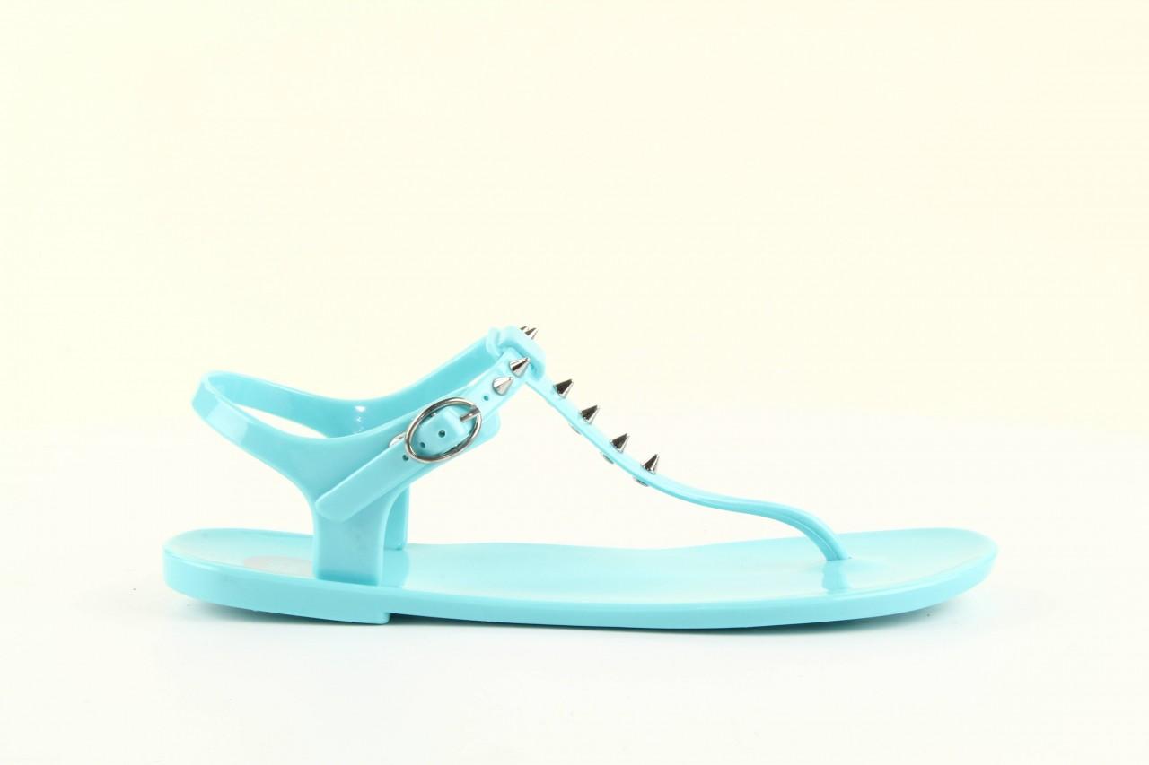 Sandały gioseppo bauhaus turquise, niebieskie, guma - gioseppo - nasze marki 17