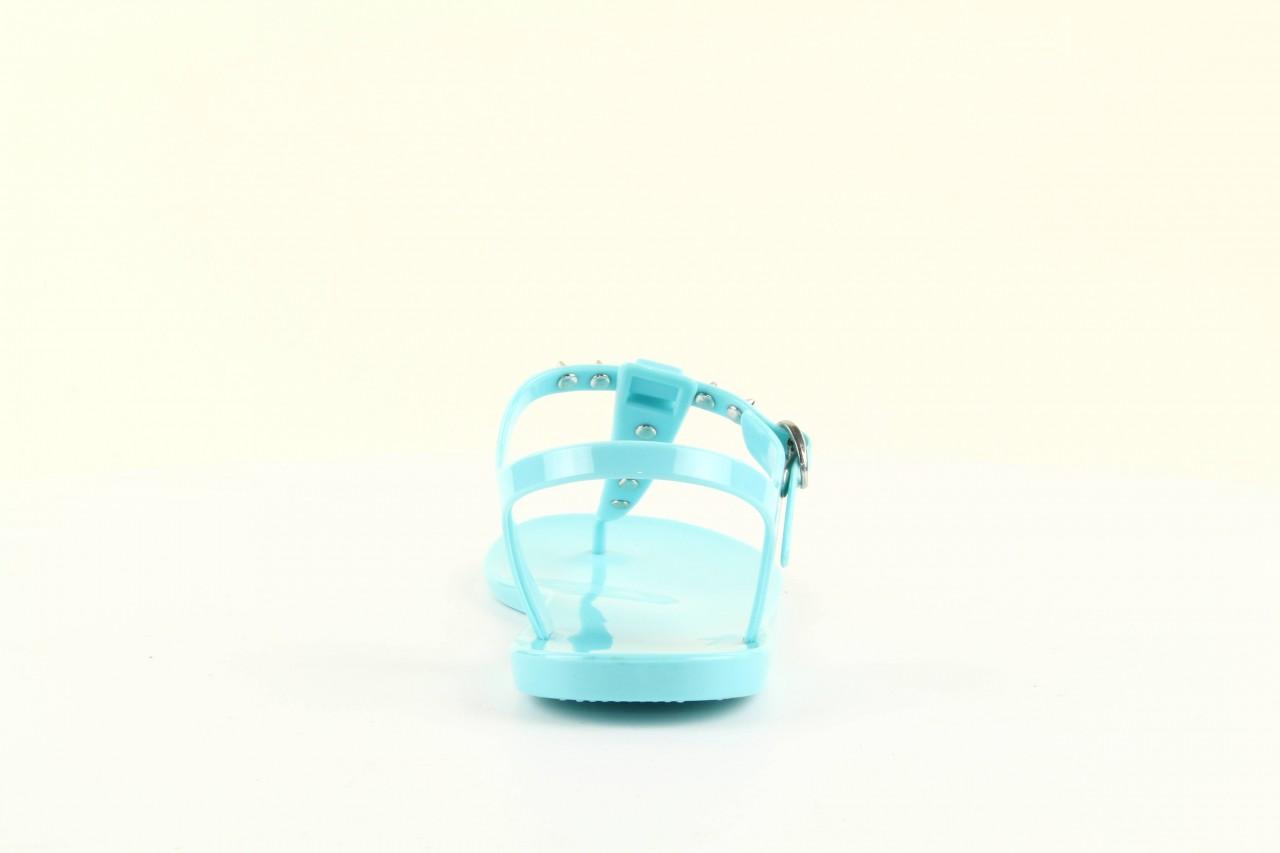 Sandały gioseppo bauhaus turquise, niebieskie, guma - gioseppo - nasze marki 9