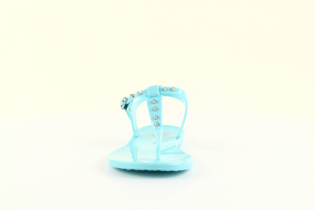 Sandały gioseppo bauhaus turquise, niebieskie, guma - gioseppo - nasze marki 14