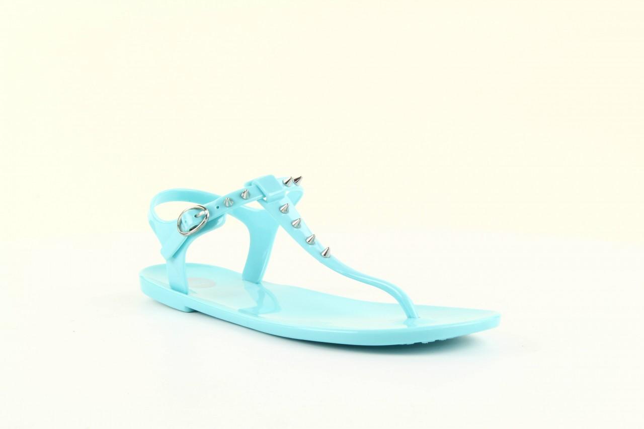 Sandały gioseppo bauhaus turquise, niebieskie, guma - gioseppo - nasze marki 16