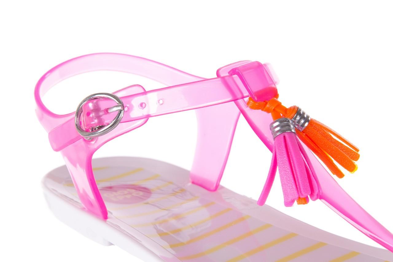 Sandały gioseppo binidali fuchsia, róż, guma - gioseppo - nasze marki 11