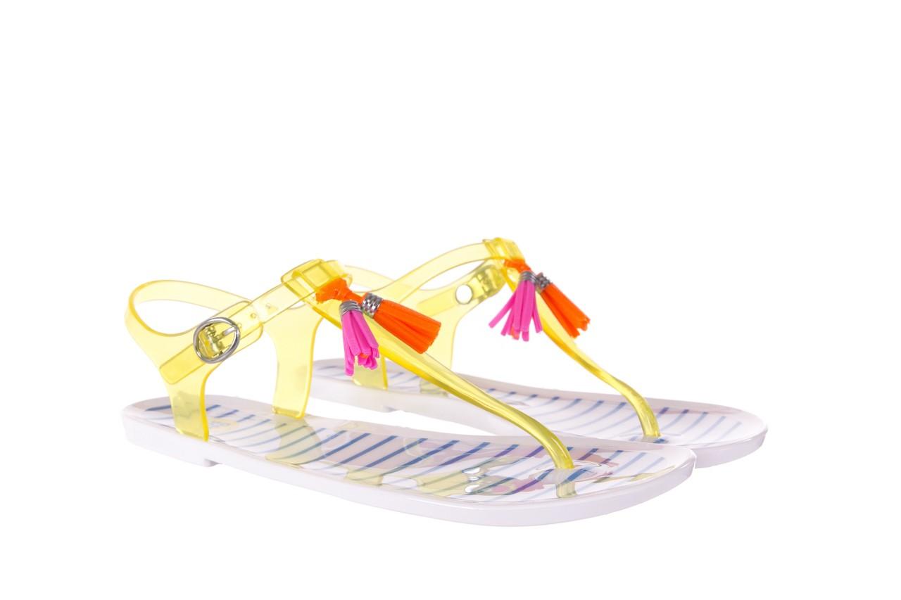 Sandały gioseppo binidali yellow, żółty, guma - gioseppo - nasze marki 7