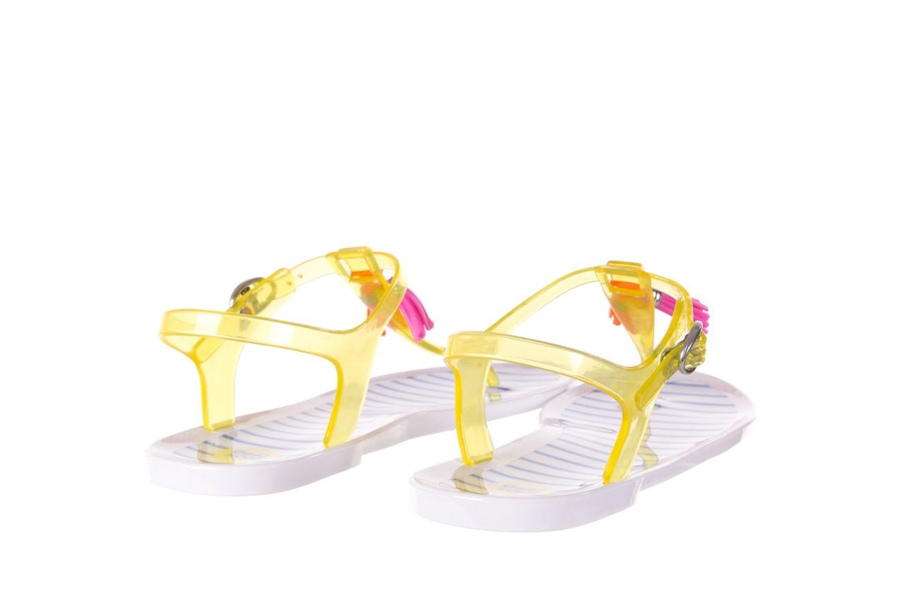 Sandały gioseppo binidali yellow, żółty, guma - gioseppo - nasze marki 9