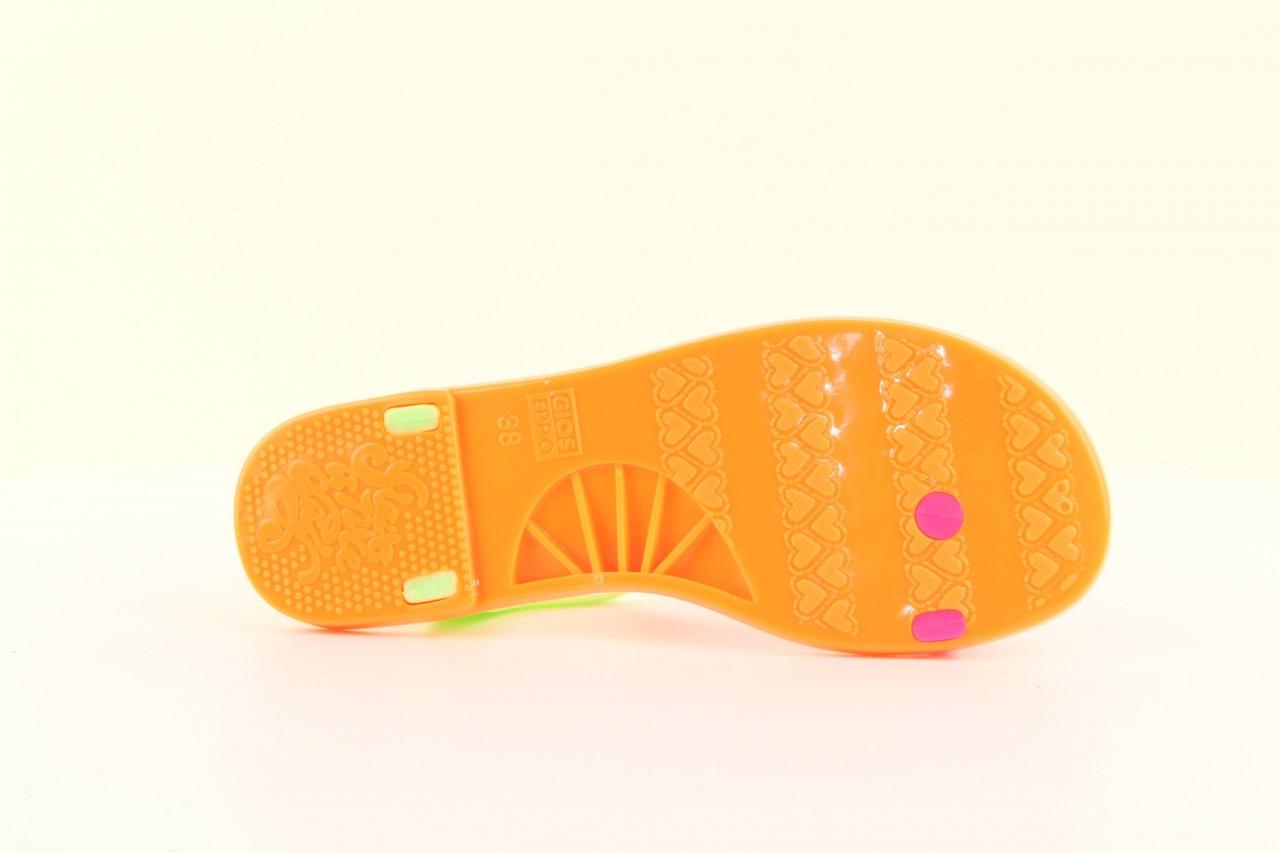 Gioseppo esfinge orange-fuchsia-green  - gioseppo - nasze marki 13