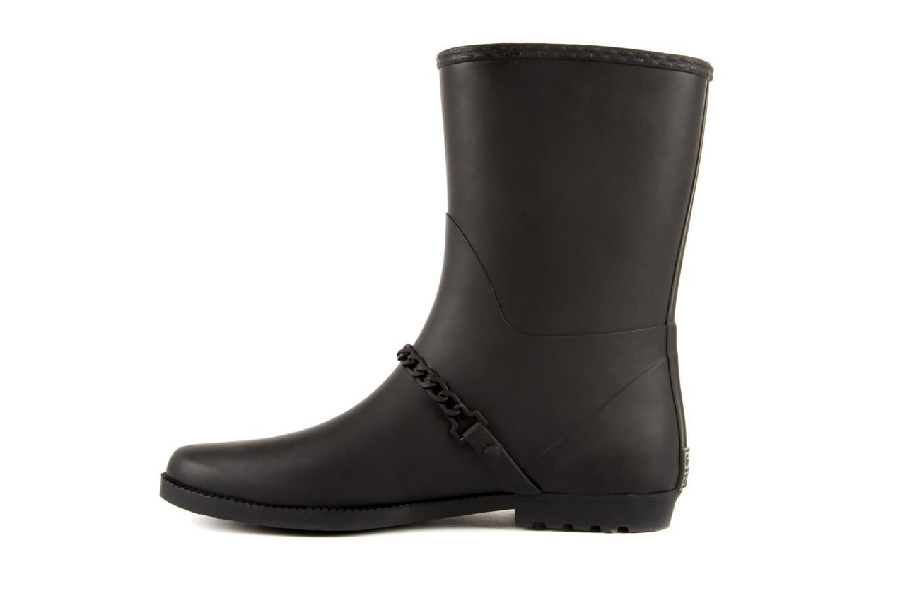 Kalosze gioseppo latona black, czarny, guma - gioseppo - nasze marki 8