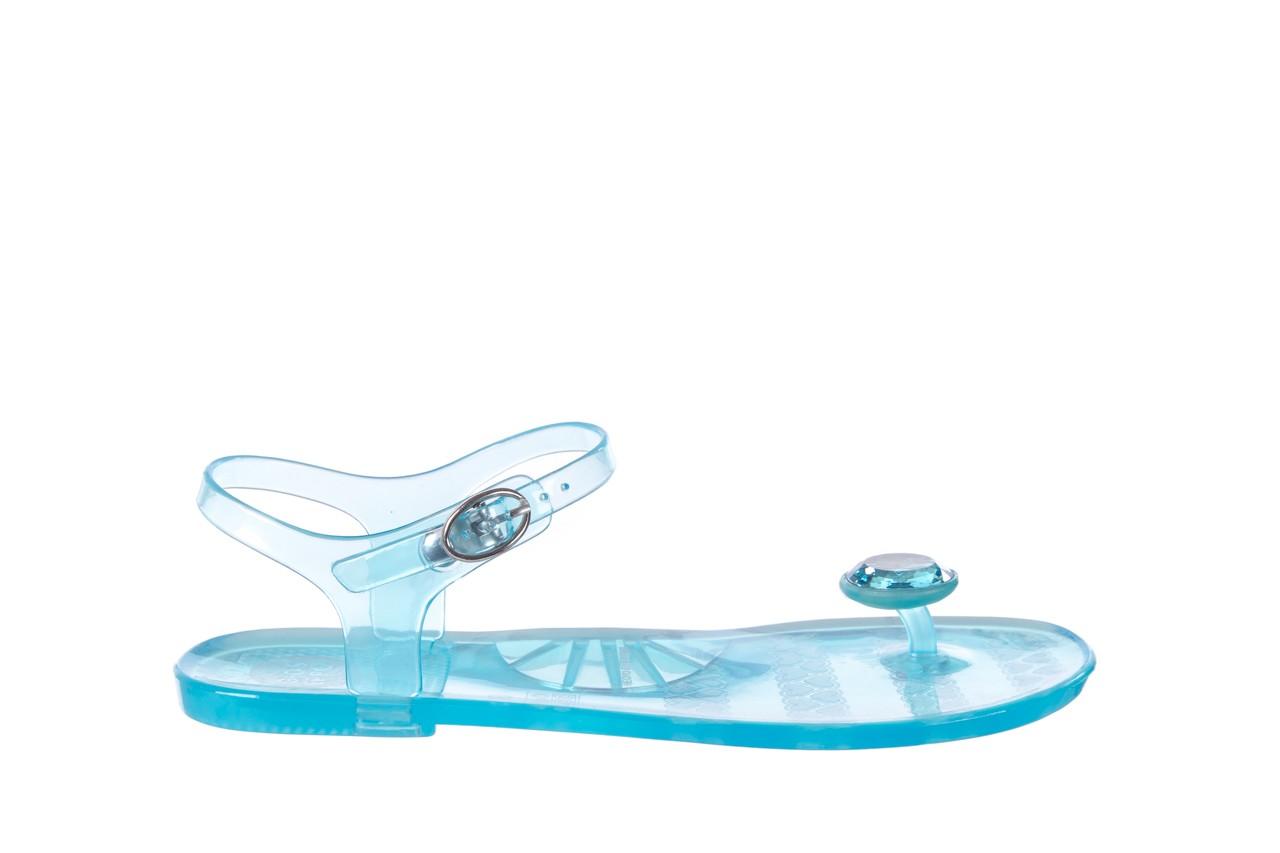 Sandały gioseppo riete blue, niebieski, guma - gioseppo - nasze marki 6