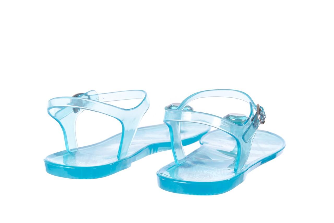 Sandały gioseppo riete blue, niebieski, guma - gioseppo - nasze marki 8