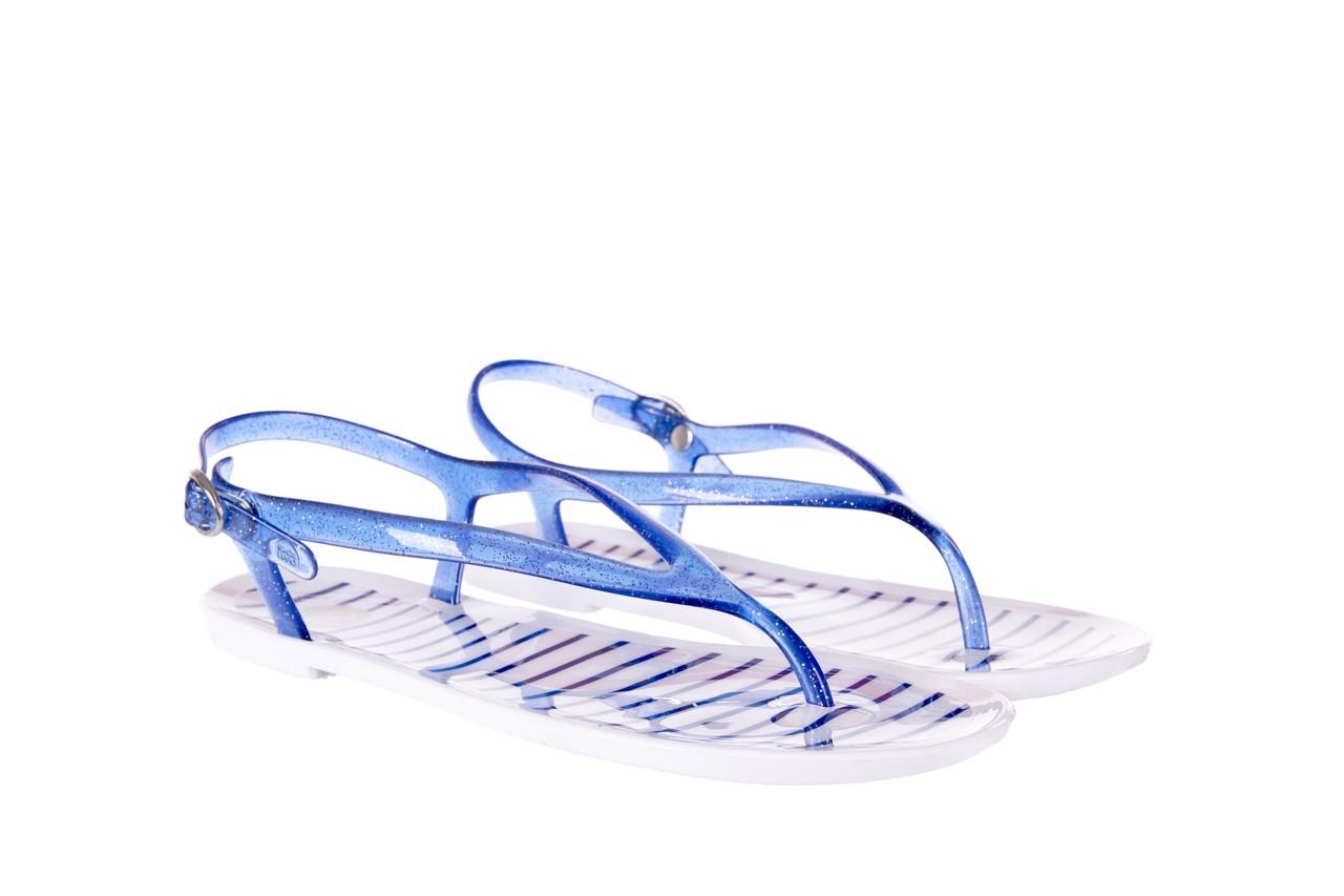 Sandały gioseppo sassari blue, granat, guma - japonki - sandały - buty damskie - kobieta 7