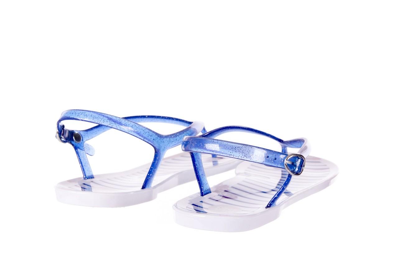 Sandały gioseppo sassari blue, granat, guma - japonki - sandały - buty damskie - kobieta 9