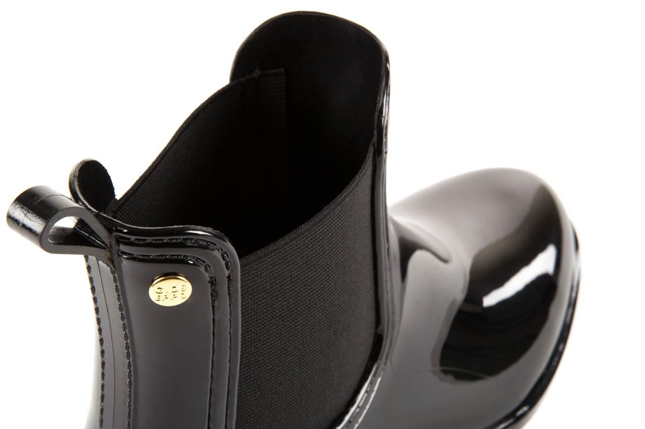 Kalosze gioseppo sutton black, czarny, guma - gioseppo - nasze marki 11