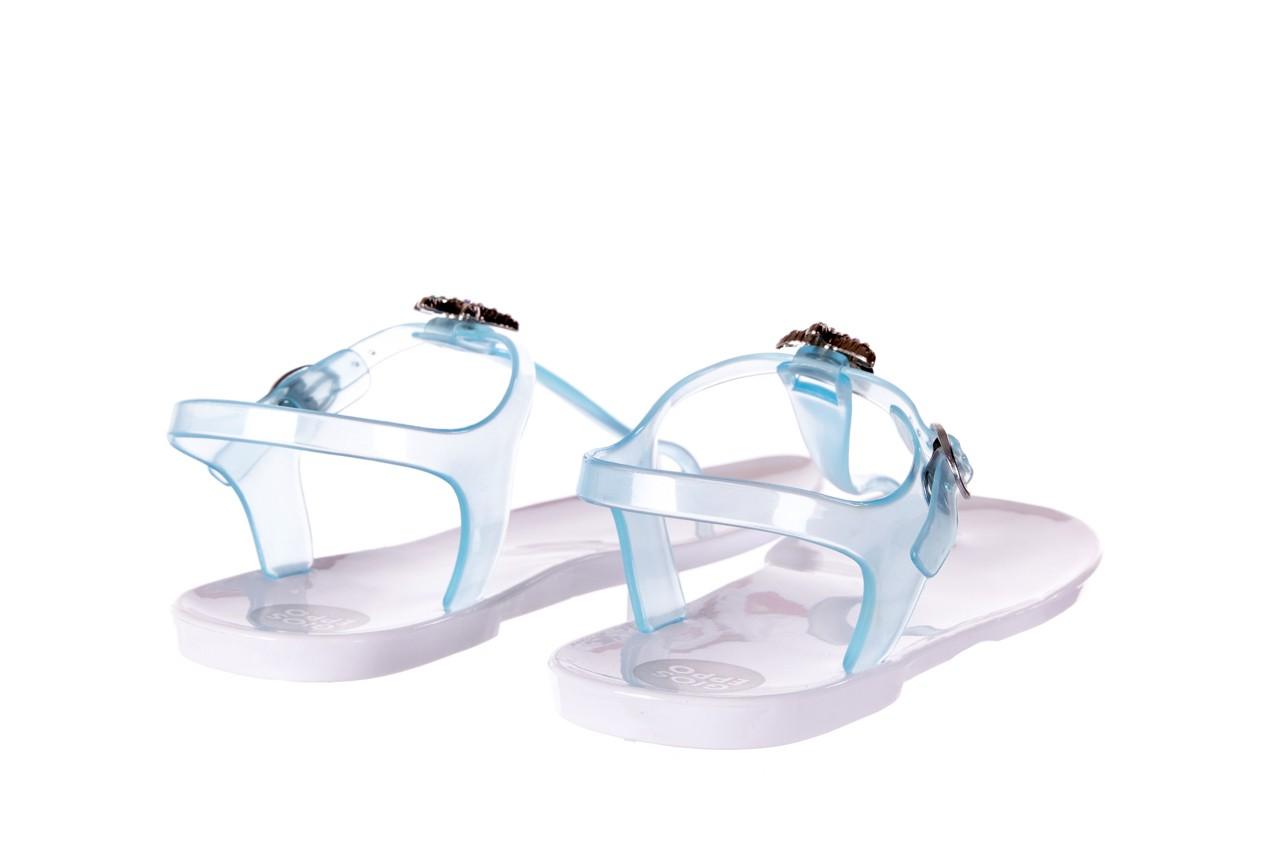 Sandały gioseppo tarenta blue, niebieski, guma - gioseppo - nasze marki 9