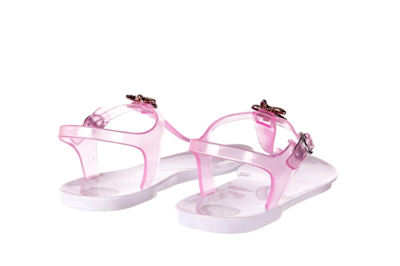 Sandały gioseppo tarenta pink, róż, guma - gioseppo - nasze marki 9
