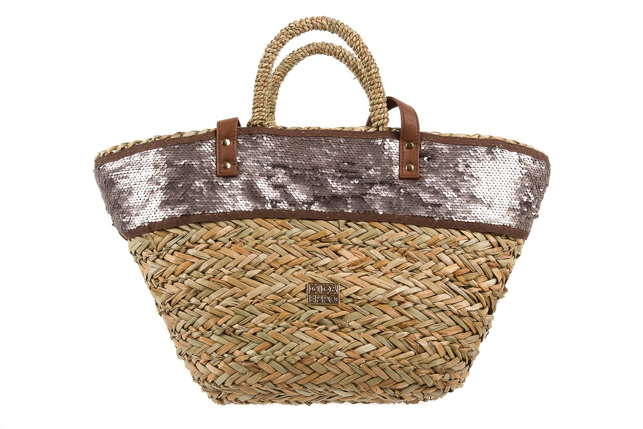 Torebka gioseppo torebka daneris pewter u, srebrny, materiał  - gioseppo - nasze marki 6