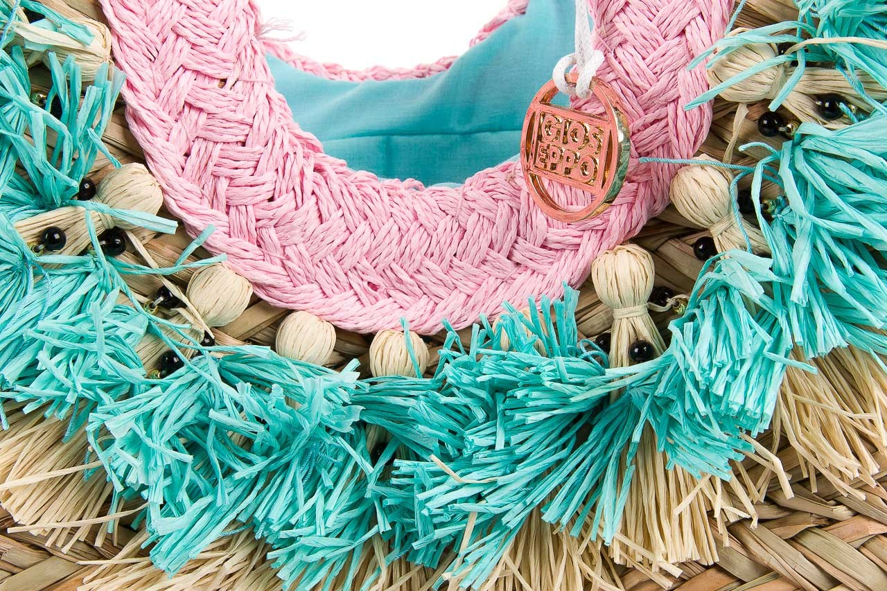 Torebka gioseppo torebka suima natural u, wielokolorowy, materiał  - gioseppo - nasze marki 11