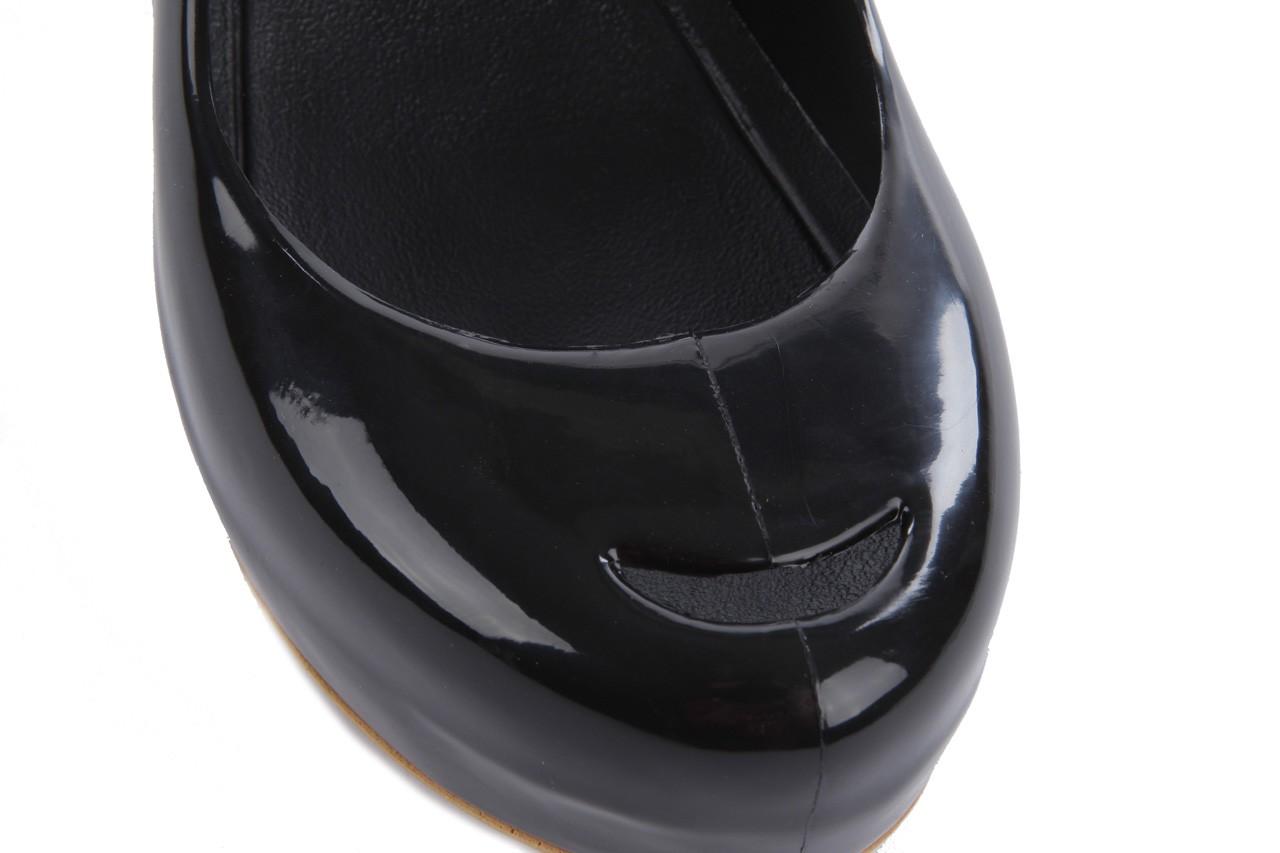 Sandały henry&henry coco black 15, czarny, guma - henry&henry - nasze marki 12