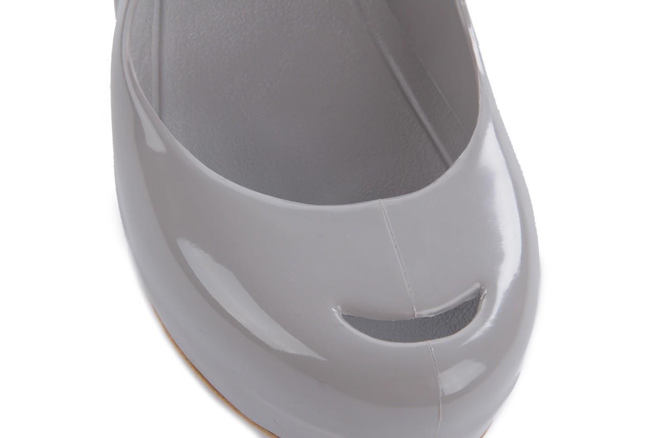 Sandały henry&henry coco grey 58 15, szary, guma - henry&henry - nasze marki 12