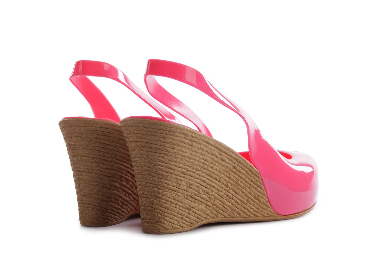 Sandały henry&henry coco pink 14 15, róż, guma 10