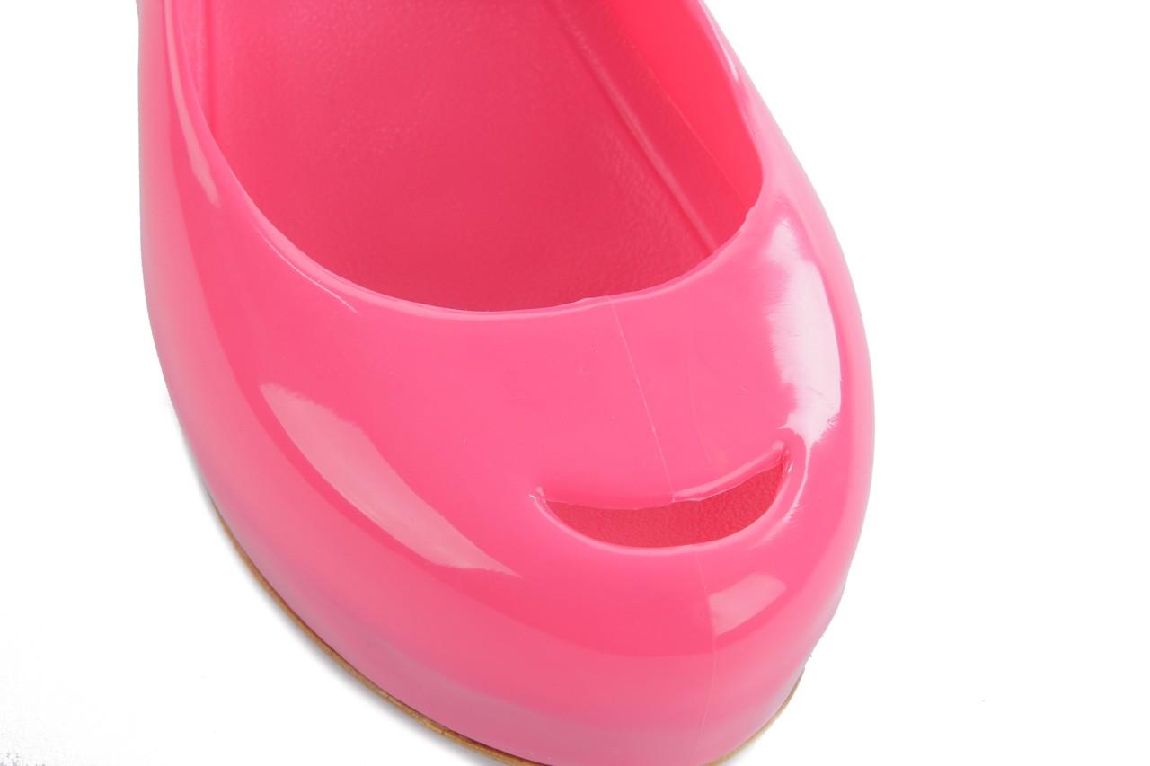 Sandały henry&henry coco pink 14 15, róż, guma - henry&henry - nasze marki 12