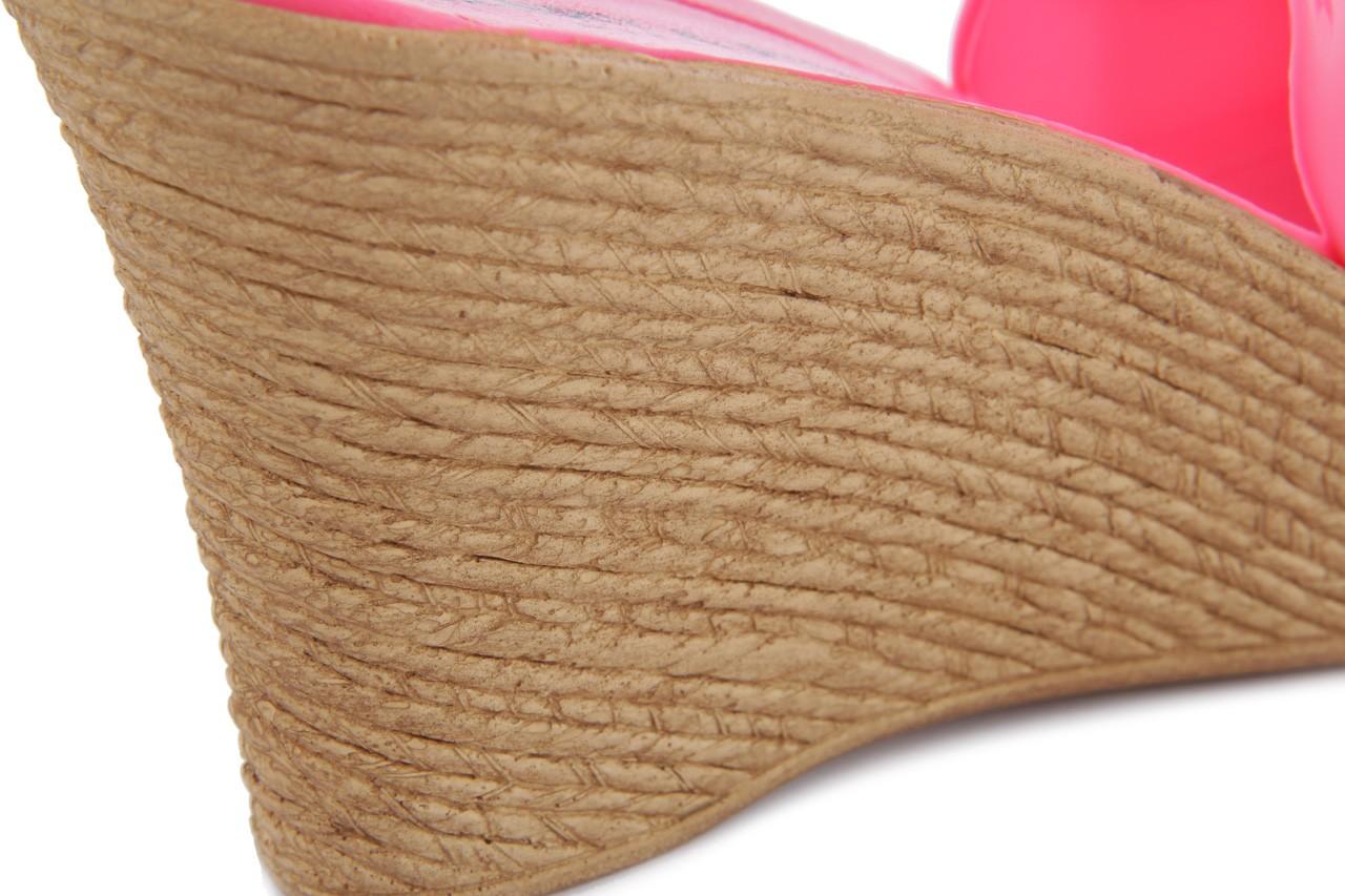 Sandały henry&henry coco pink 14 15, róż, guma 13