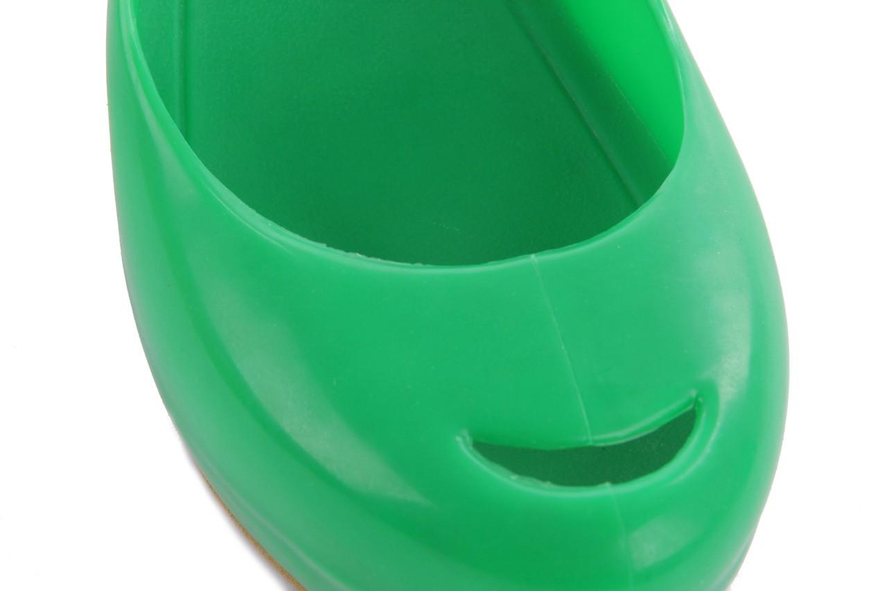 Sandały henry&henry coco verde, zielone, guma - henry&henry - nasze marki 12