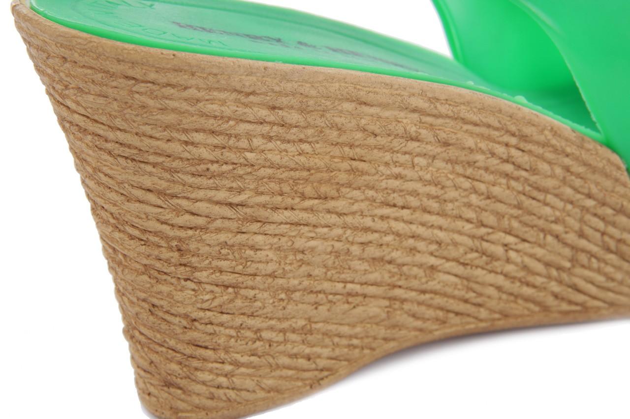 Sandały henry&henry coco verde, zielone, guma - henry&henry - nasze marki 13
