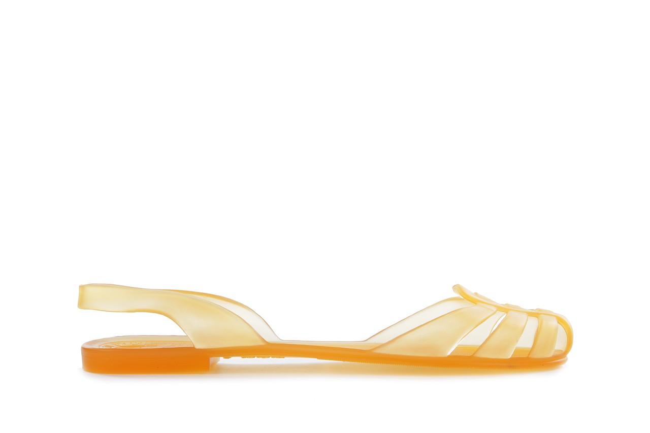 Sandały henry&henry spider arancio transparente, żółte, guma - henry&henry - nasze marki 6