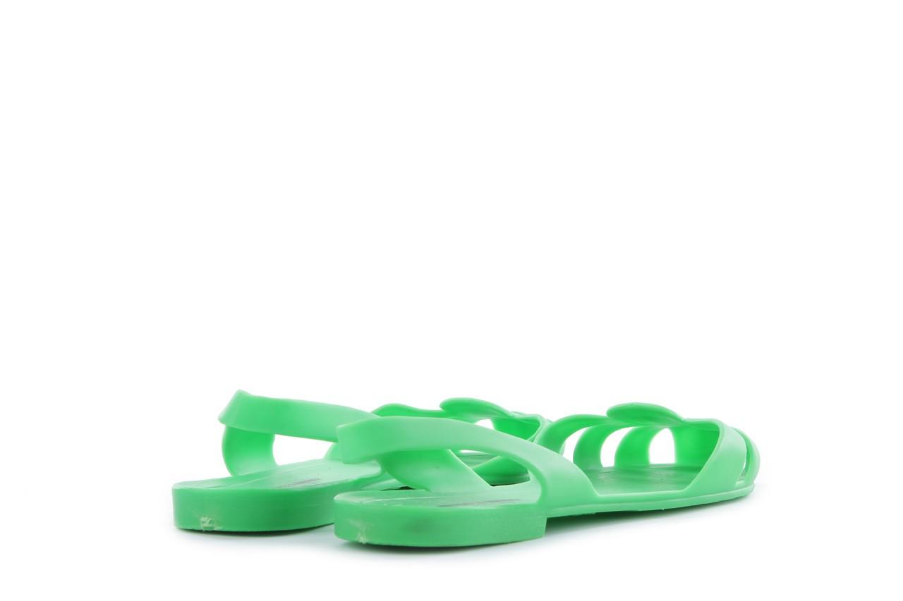 Sandały henry&henry spider green, zielone, guma - henry&henry - nasze marki 9