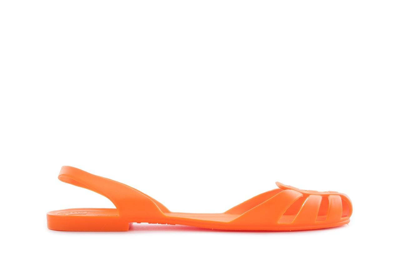 Sandały henry&henry spider orange, pomarańczowe, guma 6