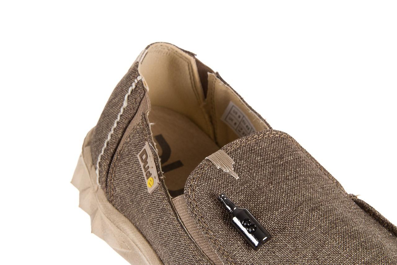 Półbuty heydude farty linen rope, beż, materiał  - heydude - nasze marki 11