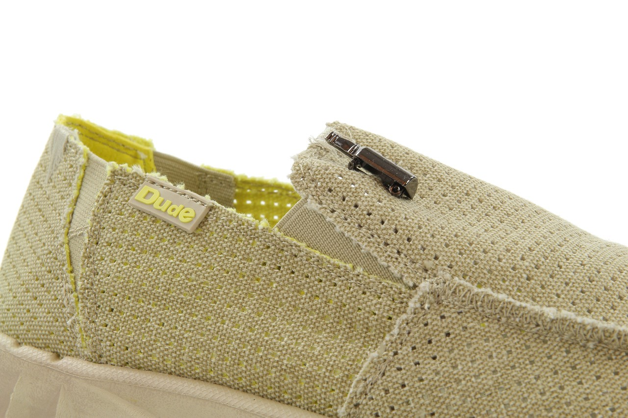 Heydude farty perforated beige - heydude - nasze marki 11