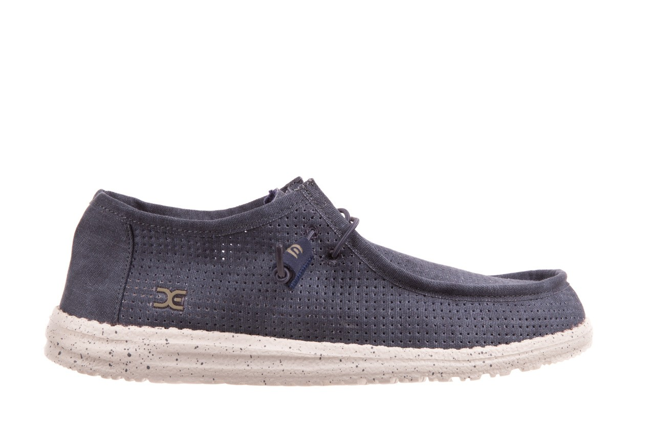 Heydude wally perforated navy - heydude - nasze marki 6