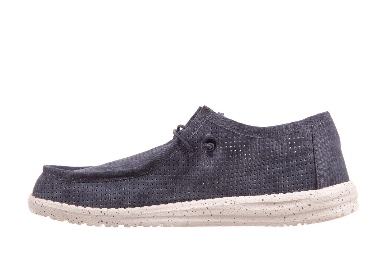 Heydude wally perforated navy - heydude - nasze marki 8
