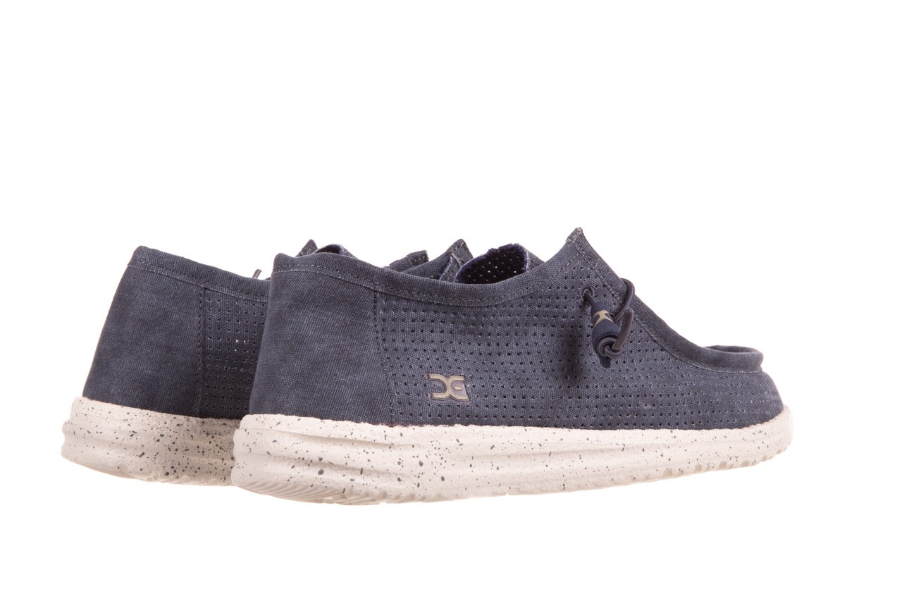 Heydude wally perforated navy - heydude - nasze marki 9