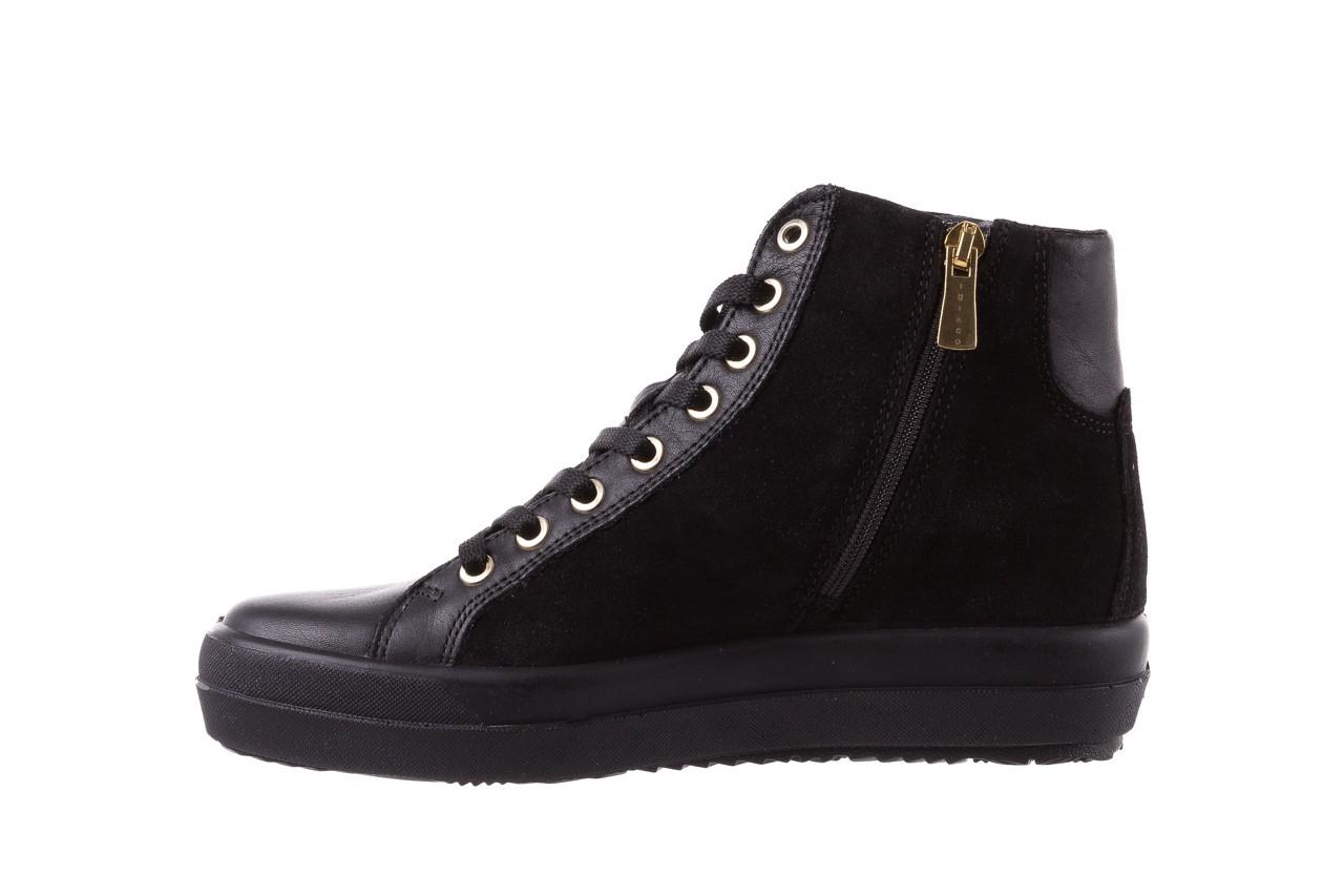 Sneakersy igi&co 8773800 nero, czarny, skóra naturalna 9
