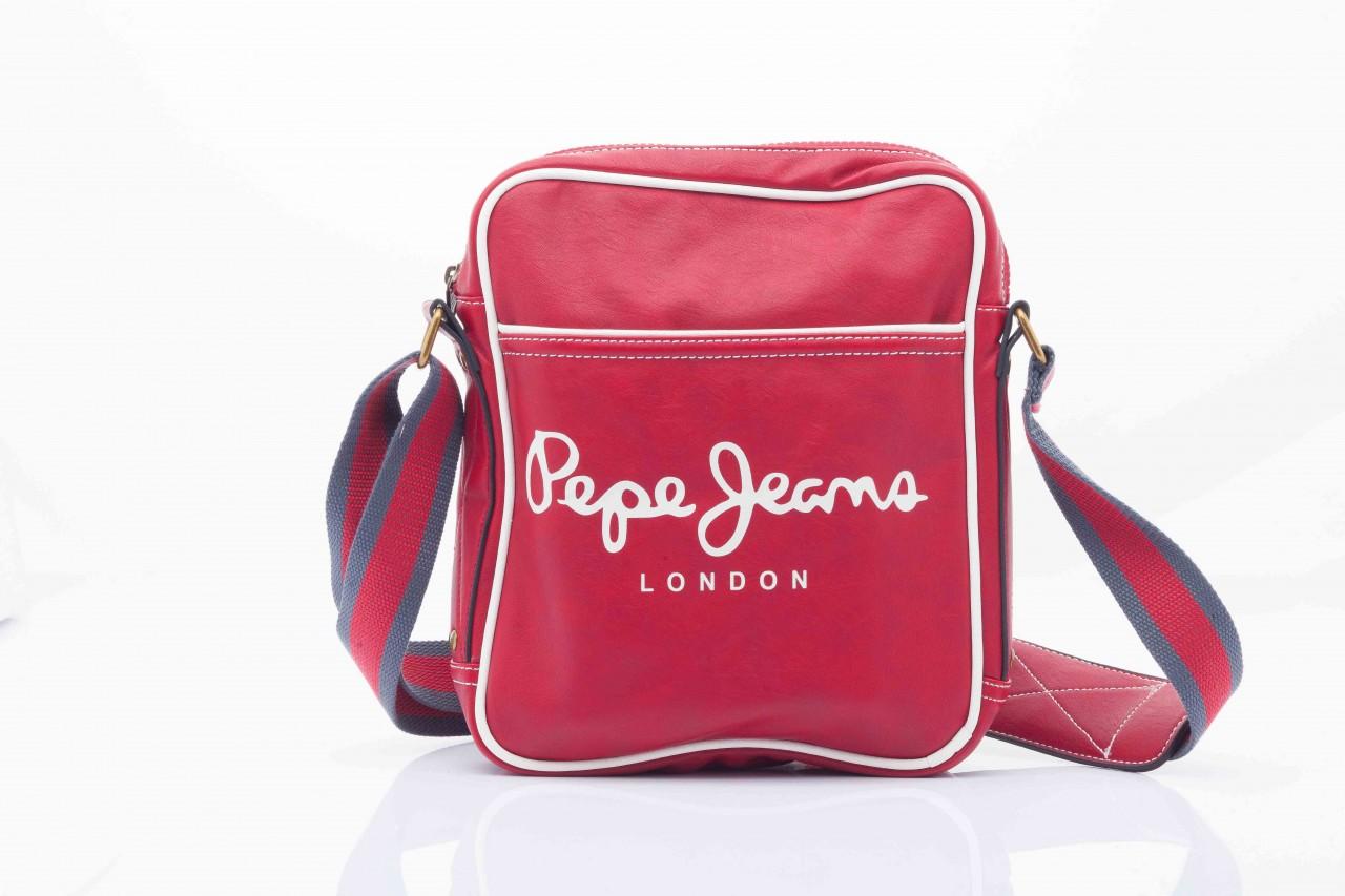 Pepe jeans kabien bag red - pepe jeans  - nasze marki 3
