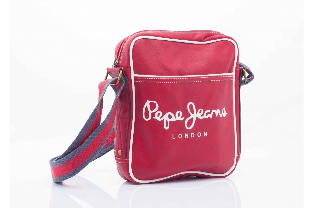 Pepe jeans kabien bag red - pepe jeans  - nasze marki 5