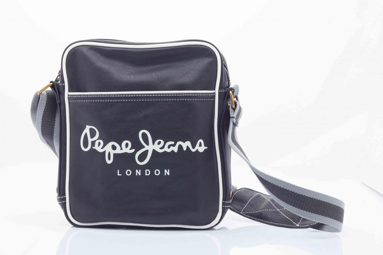 Pepe jeans kabien bag black - pepe jeans  - nasze marki 6