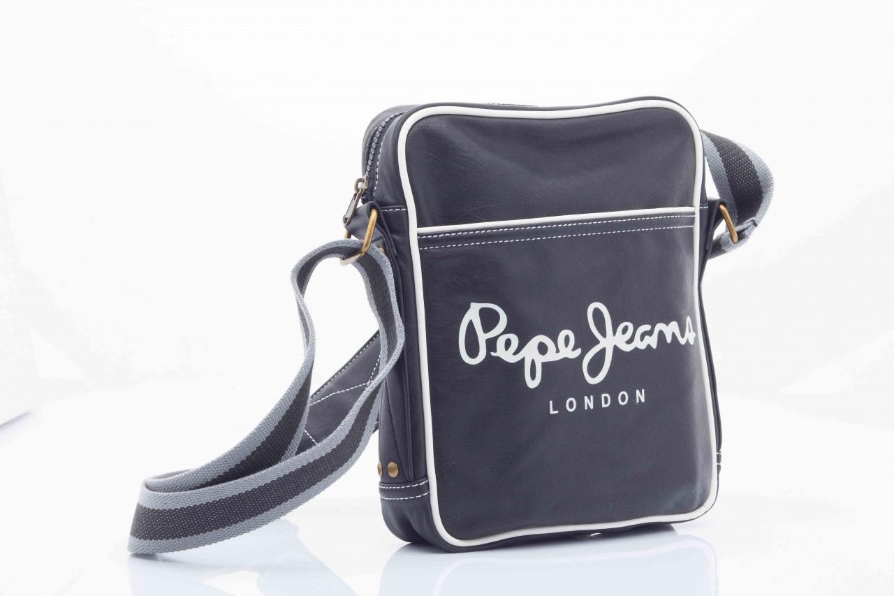 Pepe jeans kabien bag black - pepe jeans  - nasze marki 5