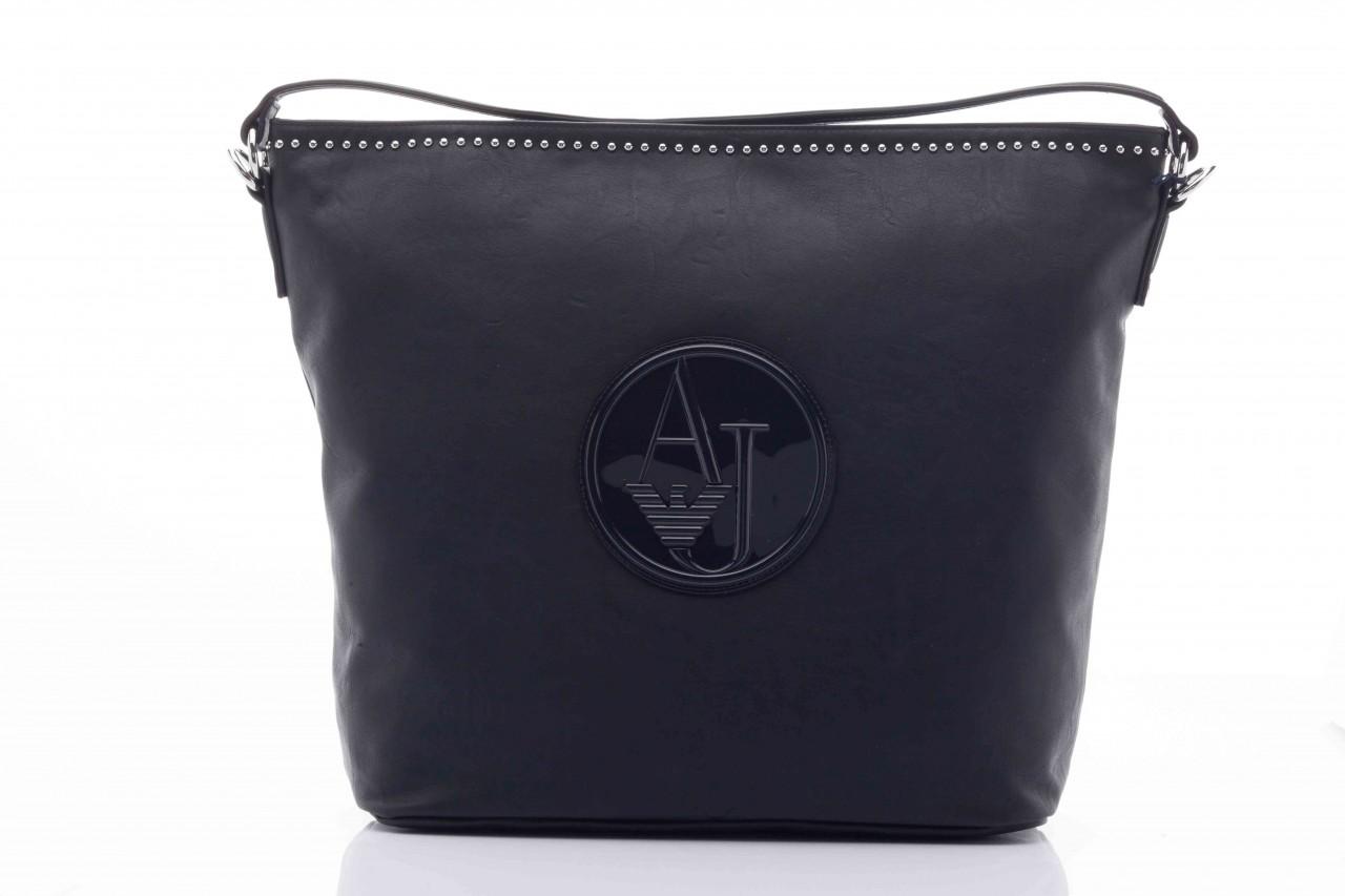 Armani jeans torebka u526x nero - armani jeans - nasze marki 5