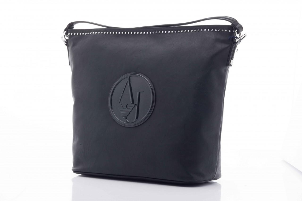 Armani jeans torebka u526x nero - armani jeans - nasze marki 6