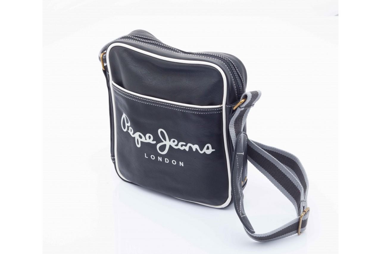 Pepe jeans kabien bag black - pepe jeans  - nasze marki 7