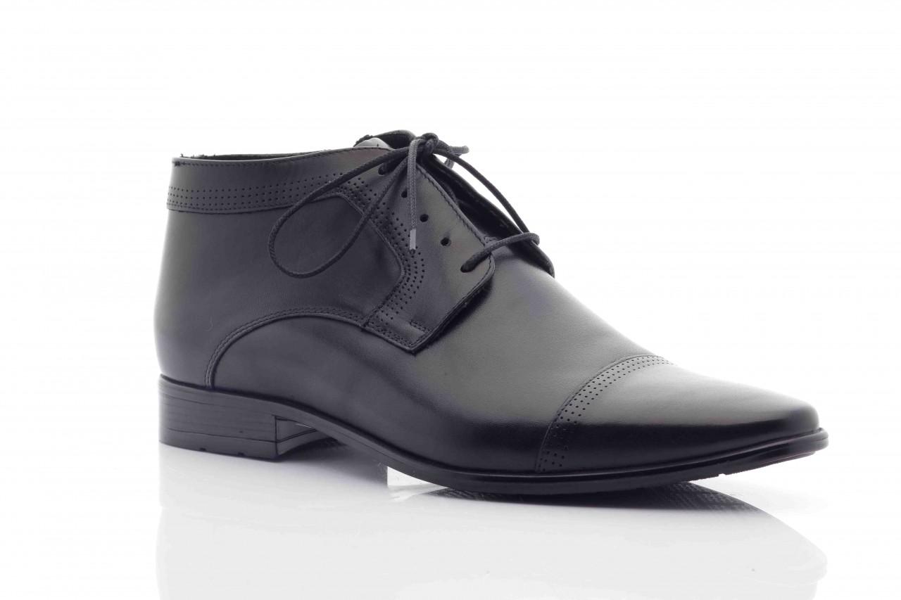 Trzewiki tresor-tr 2882 czarny, skóra naturalna - wizytowe - trzewiki - buty męskie - mężczyzna 11