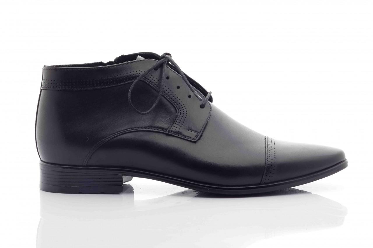 Trzewiki tresor-tr 2882 czarny, skóra naturalna - wizytowe - trzewiki - buty męskie - mężczyzna 9