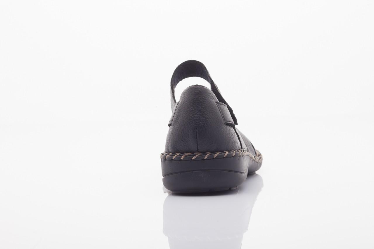 Rieker 49884-00 schwarz 7